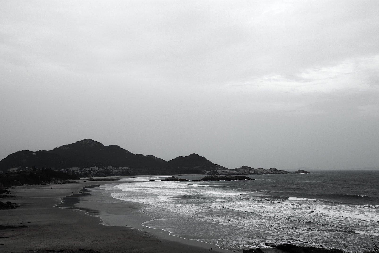 古雷半岛过去的样子
